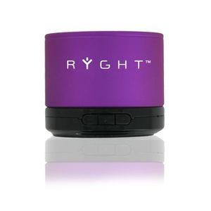 RYGHT YSTORM Violet Enceinte portable