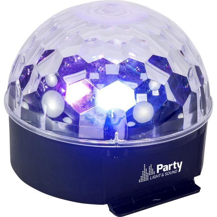 PARTY PARTY-ASTRO6 - Effet de lumière Astro à LED 6 couleurs