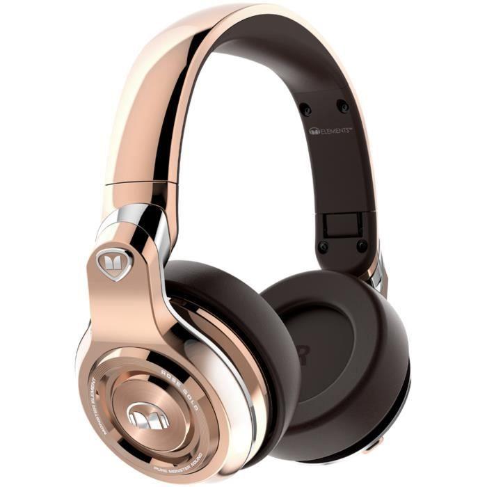 Casque arceau circum-aural Bluetooth - 24h d'autonomie - Contrôle tactileCASQUE - ECOUTEURS