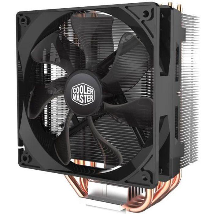 Cooler Master Ventirad Processeur Hyper 212 LED - LED Rouge