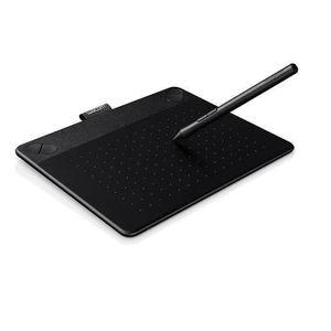 WACOM Tablette Graphique Intuos Art Black Pen & Touch Small - Surface active 152 x 95 mm - Reconditionnée