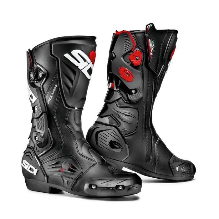 SIDI Bottes de moto Roarr - Noir