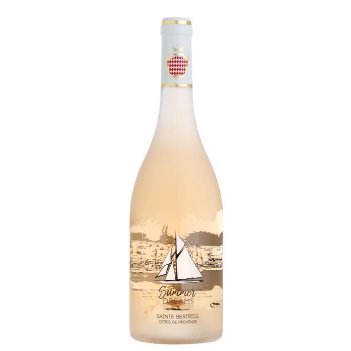CHÂTEAU SAINTE BEATRICE Summer Dreams Vin de Provence - Rosé - 75 cl
