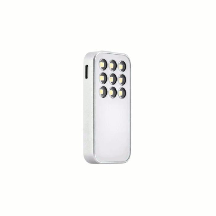 KNOG Flash additionnel pour iPhone 4S/5/5S/5C Blan