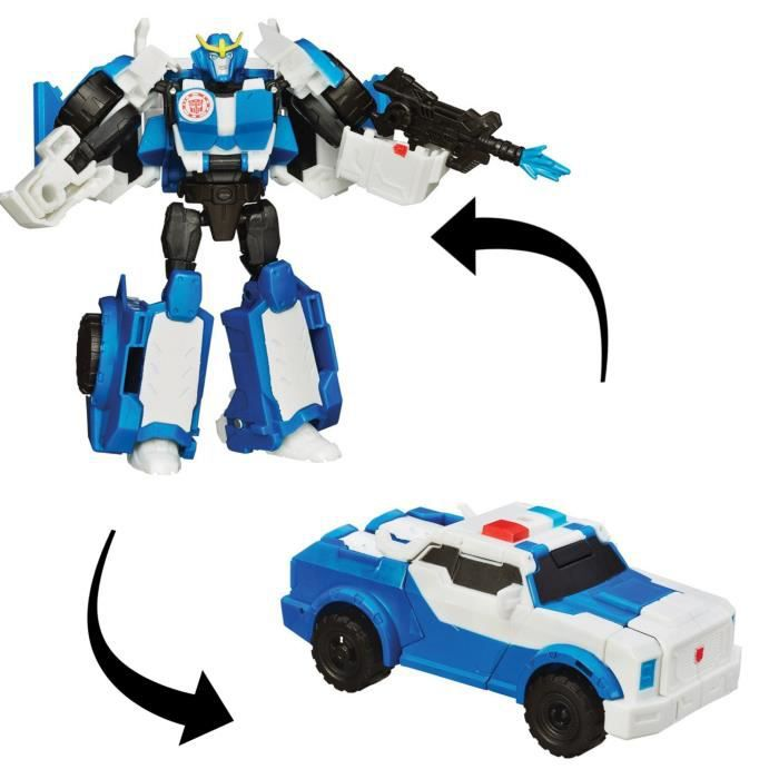 TRANSFORMERS Robot In Disguise  Deluxe Strongarm