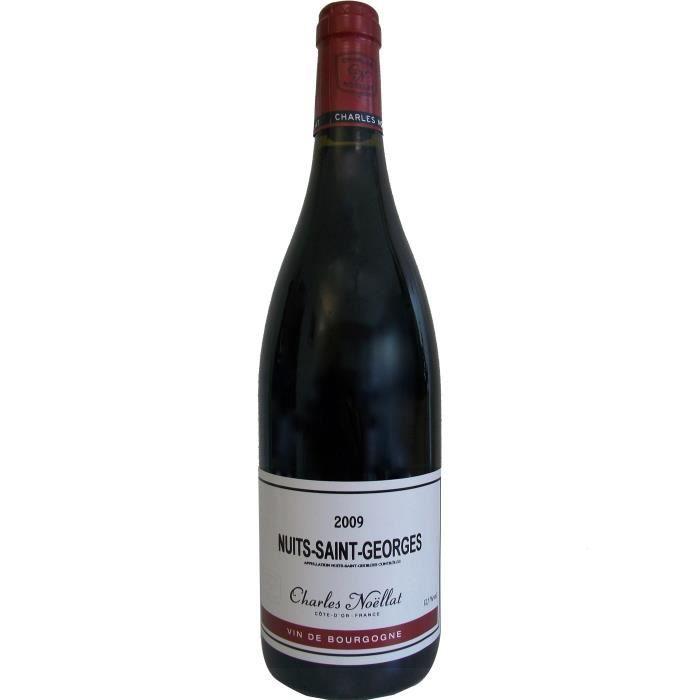 Charles NŒllat 2009 Nuits-Saint-Georges - Vin rouge de Bourgogne