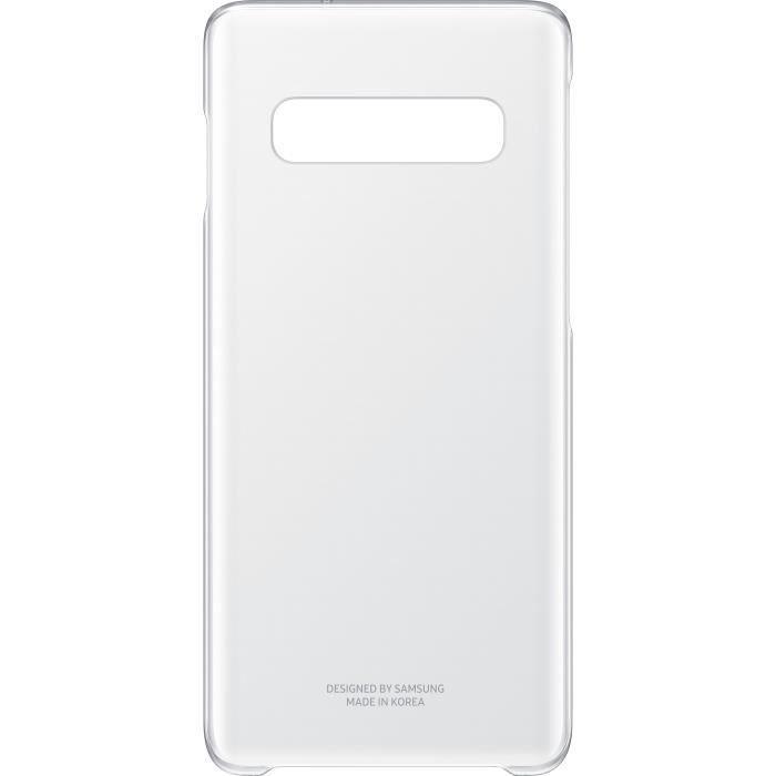 Coque transparente pour Galaxy S10