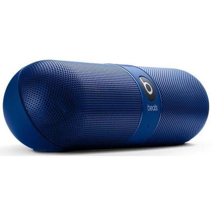 BEATS Pill 2.0 Bleue - Enceinte Bluetooth portable reconditionnée