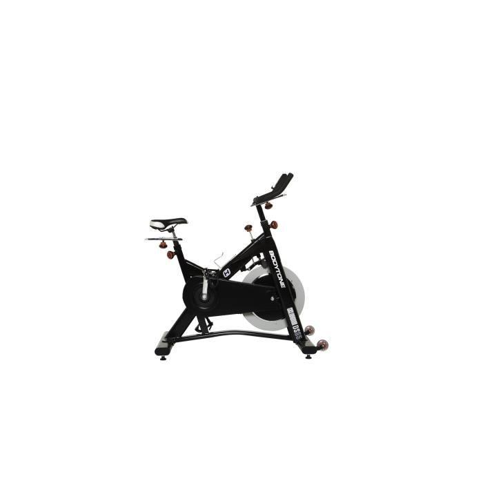 BODYTONE Vélo de Biking DS-55 - Mixte - Type Spinning - Noir