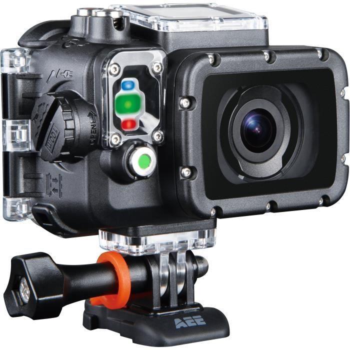 PNJ CAM AEE S60 Caméra de sport Full HD - Vidéo 1080p 60ips - WiFi