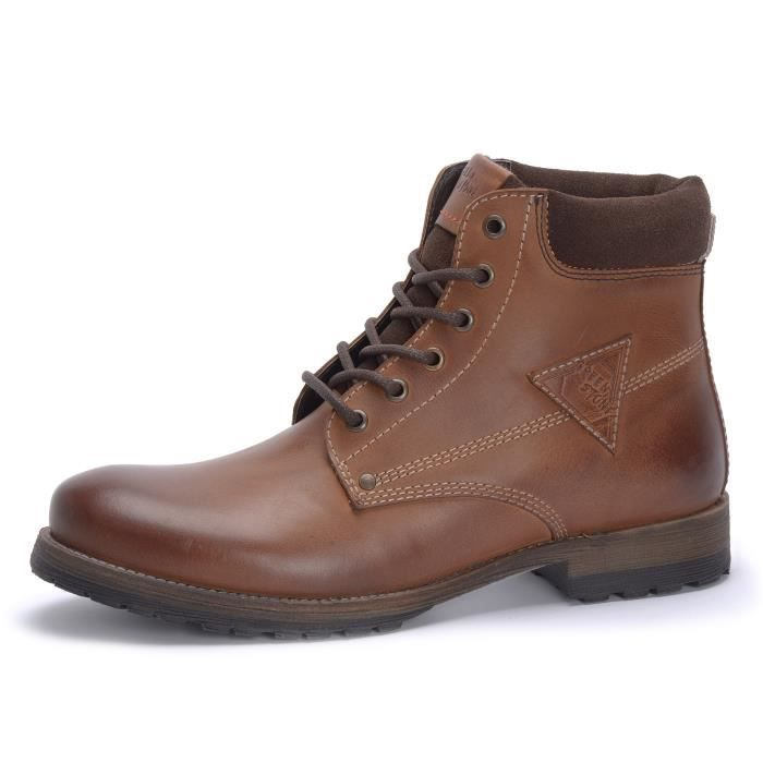 REDSKINS Bottines Silas Chaussures Homme