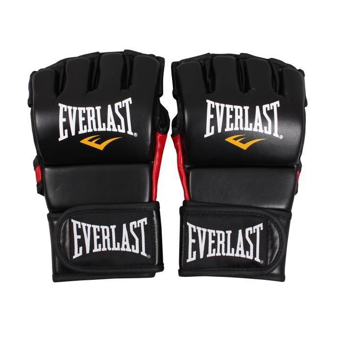 EVERLAST Gants de Boxe MMA Homme - Noir