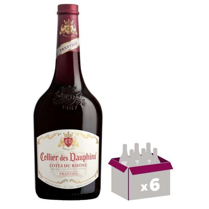 Côtes du Rhône - 75 clVIN ROUGE
