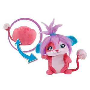 POPPLES - Peluche Transformable 20cm - Mod?le Sunny