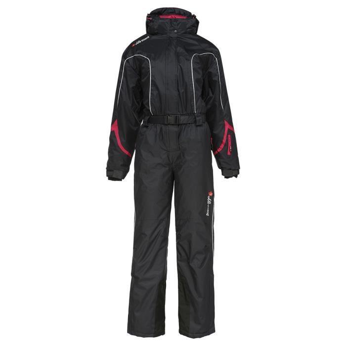 NORTHLAND Combinaison de Ski Femme - Noir