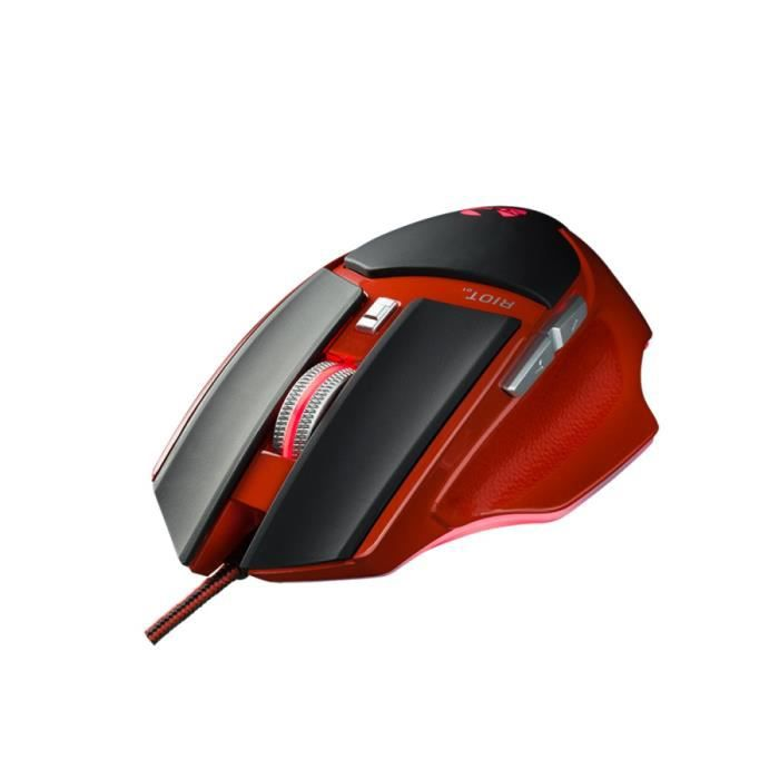 PNY Souris Gaming RIOT 01