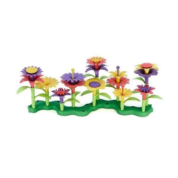 ASMOKIDS - GREEN TOYS - Le Bouquet de Fleurs