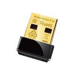 TP-LINKNano adaptateur USB Wi-Fi N AC450 Archer T1U
