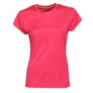 MIZUNO T-shirt de Running Core Tee Femme PE17
