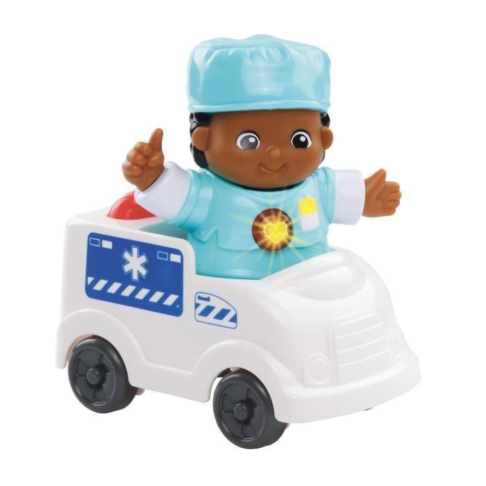 VTECH - Tut Tut Copains - Peter le Docteur et son Ambulance