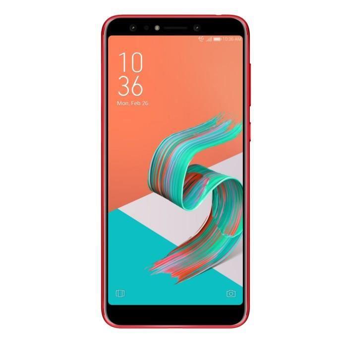 Asus Zenfone 5 Lite Rouge