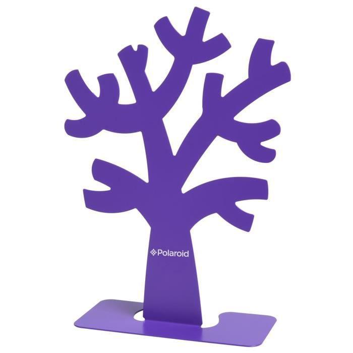 POLAROID PL2X3FTPR Support et cadre photos - Arbre violet