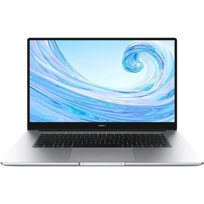"""HUAWEI PC Portable - MateBook D15 - 15,6"""" FHD - AMD Ryzen 5 3500U - RAM 8Go - 256Go SSD - AMD R"""