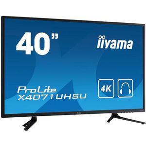 iiYama écran LED 4K 40\