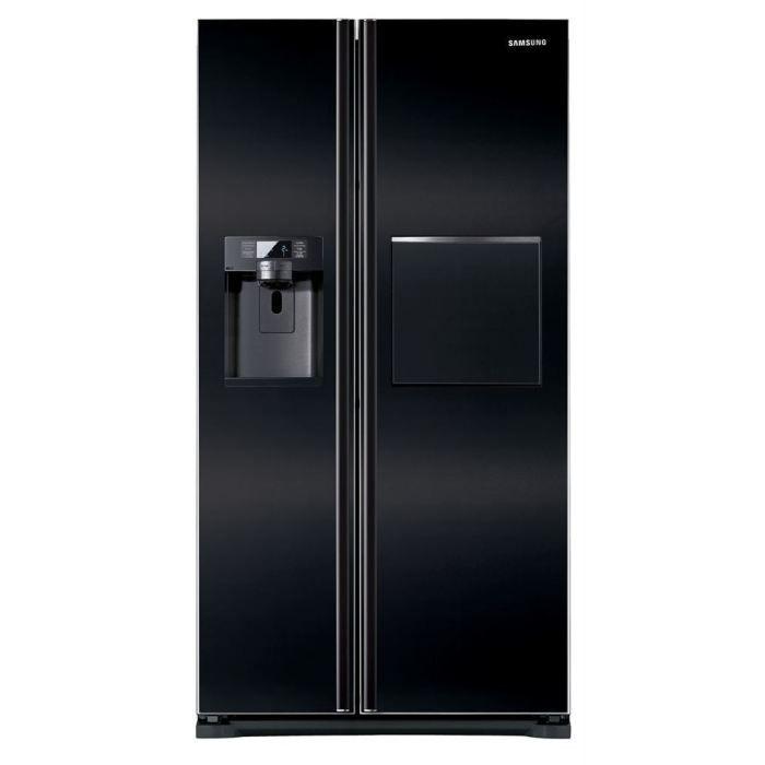 SAMSUNG RSG5PUBC - Réfrigérateur américain - 610L (406+204) - Froid ventilé - A+ - L 90,8cm x H 178c