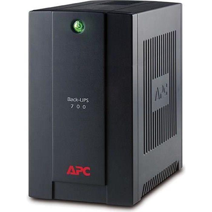 APC onduleur Back-UPS BX700U-FR