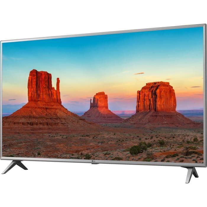 LG 50UK6500 TV LED 4K UHD 126 cm (50