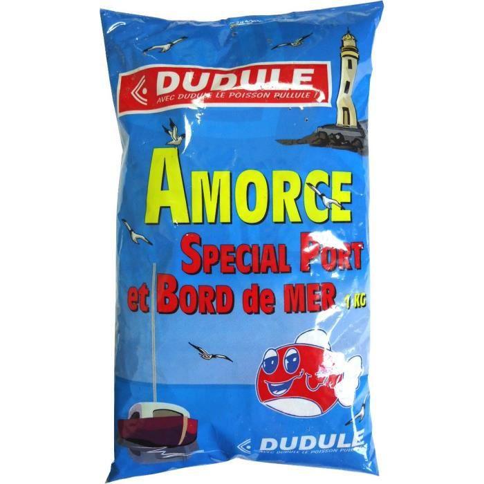 DUDULE Amorce Spécial Port et Bord de Mer 1kg