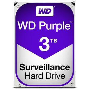 Western Digital HDD Purple WD30PURX - 3To - 64Mo - 3.5\