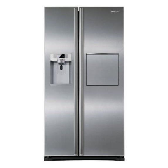 SAMSUNG RSG5PUSL - Réfrigérateur américain - 610L (406+204) - Froid ventilé - A+ - L 90,8cm x H 178c