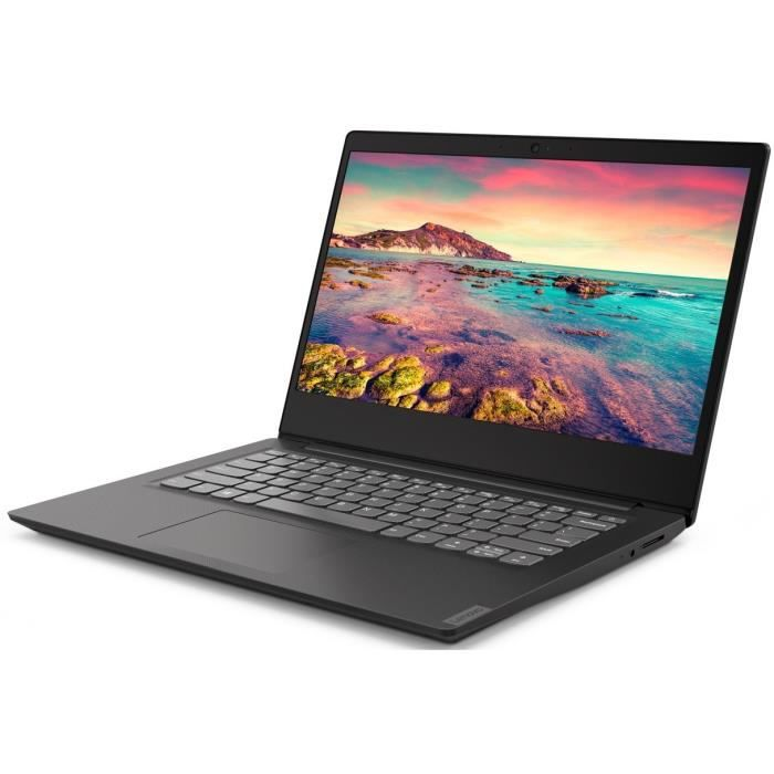"Ordinateur portable  - LENOVO Ideapad S145-15AST - 15"" HD - AMD A6-9225 - RAM 4Go - Stockage 51"