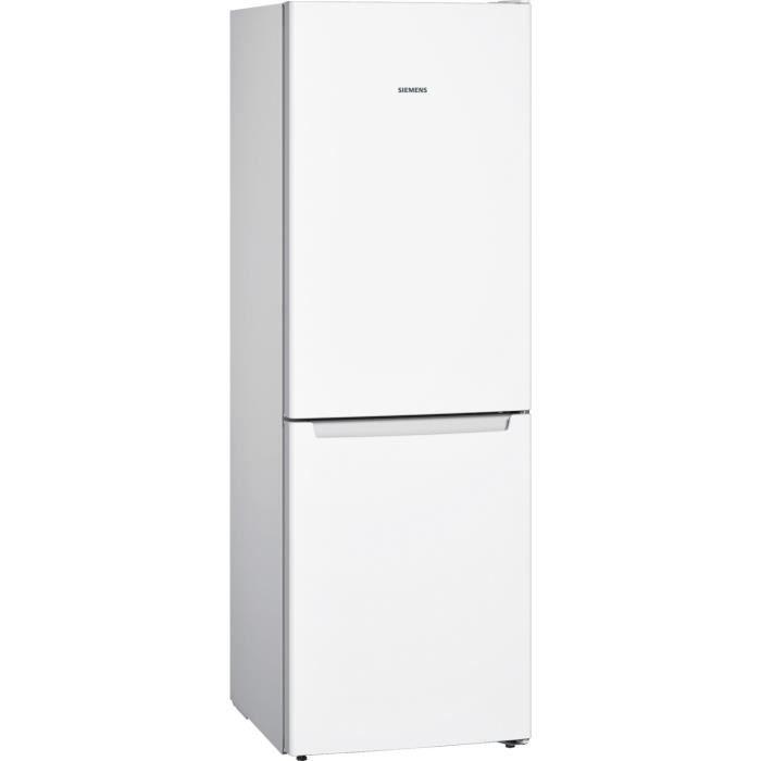 Congélateur bas - 279L (192+87) - Froid ventilé - A++ - L 60cm x H 176cm - BlancREFRIGERATEUR CLASSIQUE