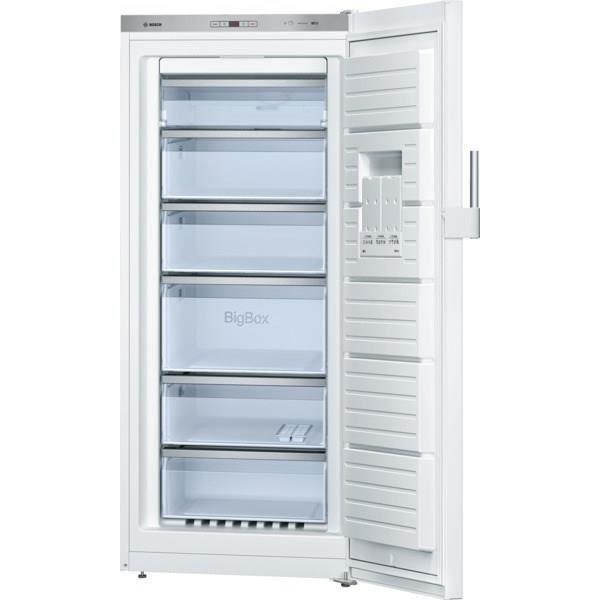BOSCH GSN51AW31 - Congélateur armoire - 286L - Froid ventilé - A++ - L 70cm x H 161cm - Blanc
