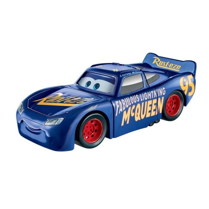 CARS - Super Crash Flash McQueen Epilogue