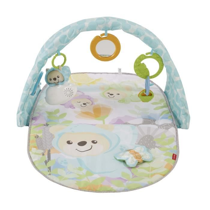 FISHER-PRICE - Tapis doux rêves papillon