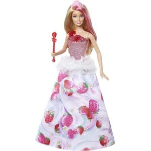 BARBIE - Princesse Bonbons Sons Et Lumi?res