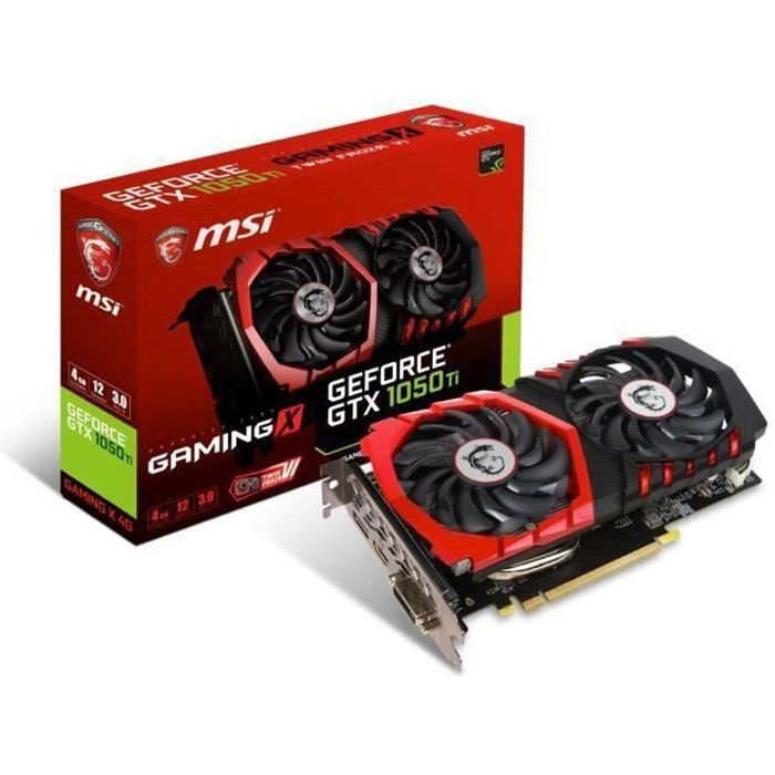 Carte graphique MSI GeForce Gaming