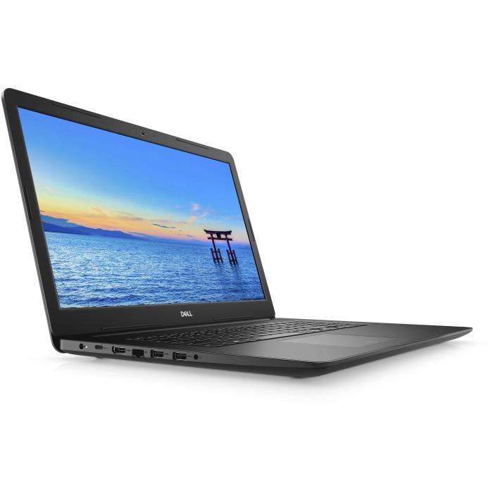 Dell pc portable inspiron 17 3793 173 fhd core i5 1035g1 ram 8go stockage 256go ssd geforce mx 230 2go win 10