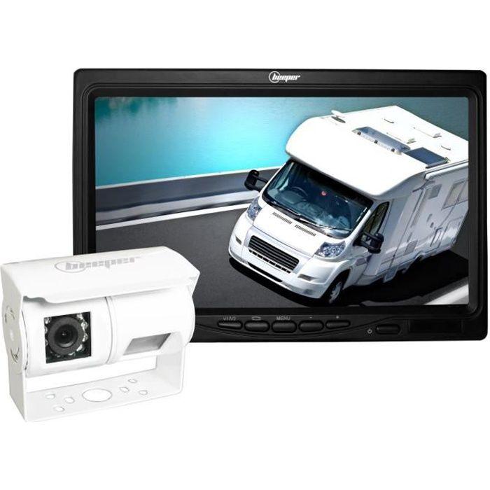 BEEPER Caméra de Recul Double Optique RWEC200X-BL