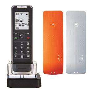 Motorola IT.6.1X Solo Téléphone Sans Fil Sans Répondeur Noir