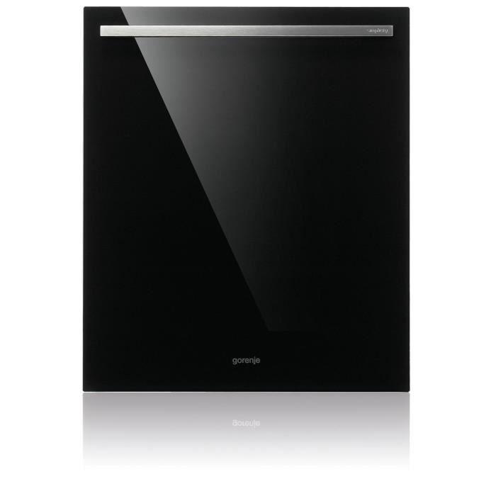 GORENJE GV6SY2B - Lave vaisselle encastrable - 12 couverts - 49 dB - A+ - Larg 59,8 cm - Couleur bandeau interne noir