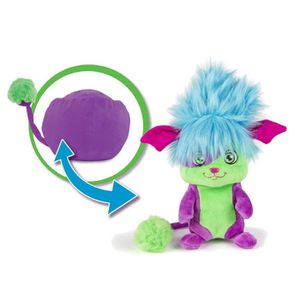 POPPLES - Peluche Transformable 20cm - Mod?le Yikes
