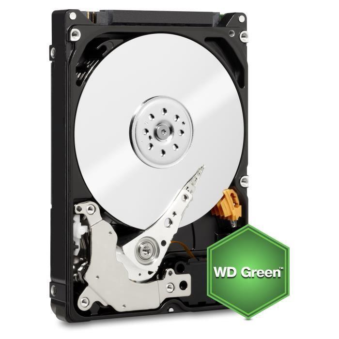 WD Green 500Go 64Mo 3.5\