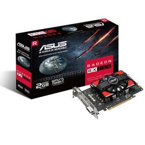 CARTE GRAPHIQUE INTERNE Asus Carte graphique AMD Radeon RX 550 - RX550-2G