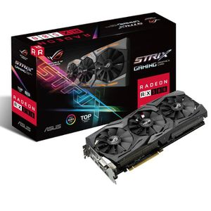CARTE GRAPHIQUE INTERNE Asus Carte graphique AMD Radeon RX 580 - ROG-STRIX