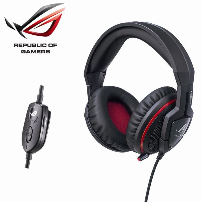 CASQUE  - MICROPHONE ASUS Casque Gamer ROG Orion